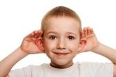 enfant oreille